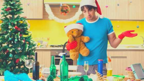 Preparing Your Kitchen For A Party