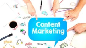 Content marketing helps you