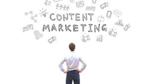 Content writing is one of the most important types of digital marketing